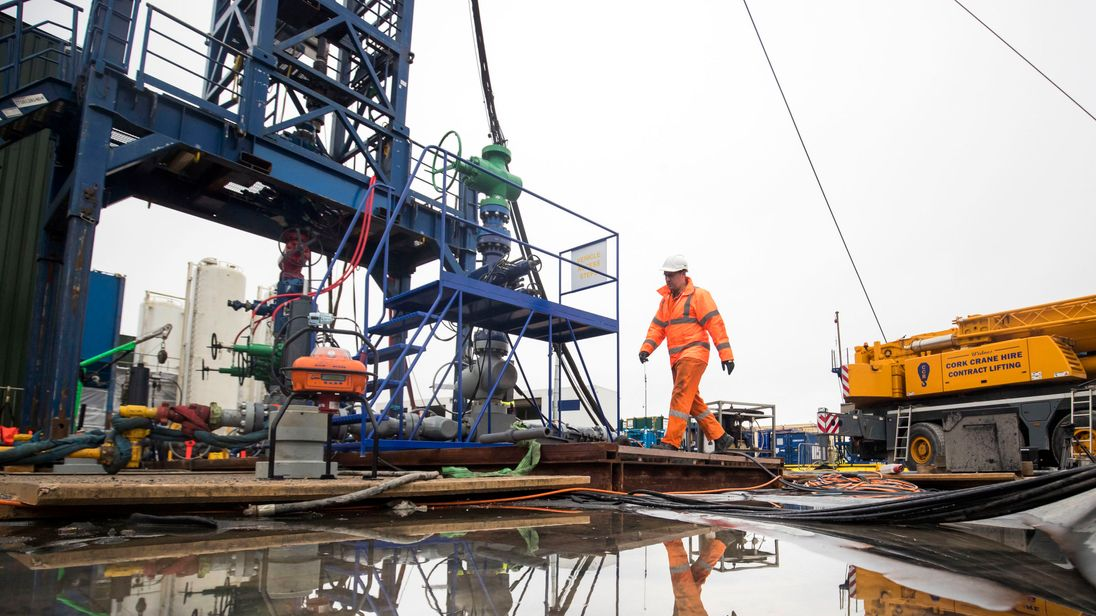 Cuadrilla pauses fracking at United Kingdom site after tremor
