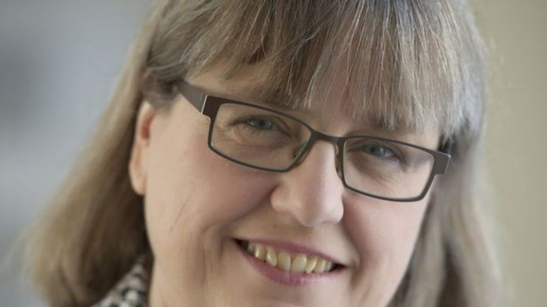 Donna Strickland is the third ever woman to win the Nobel Prize in Physics. Pic: University of Waterloo