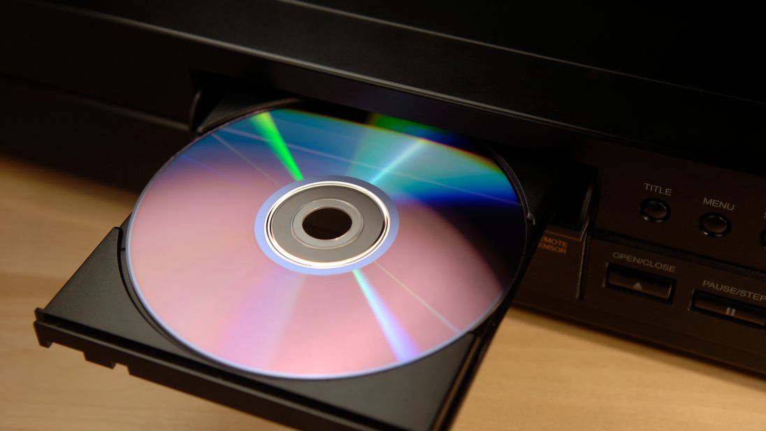 RIP DVD: John Lewis ditches DVD players with sales down 40%