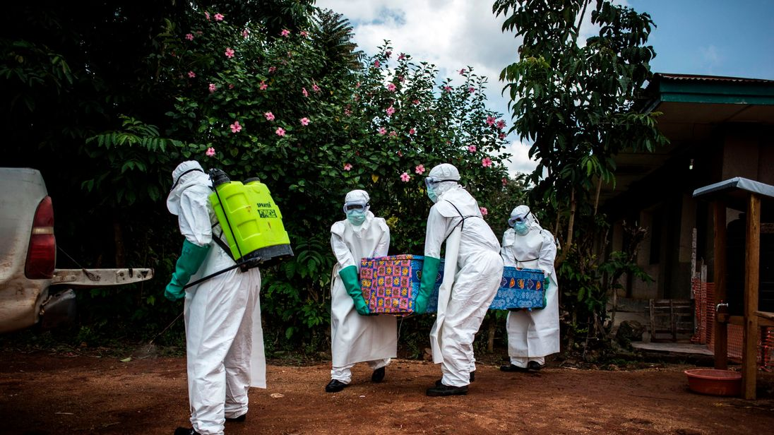WHO To Determine If DRC Ebola Outbreak Is Global Health Emergency