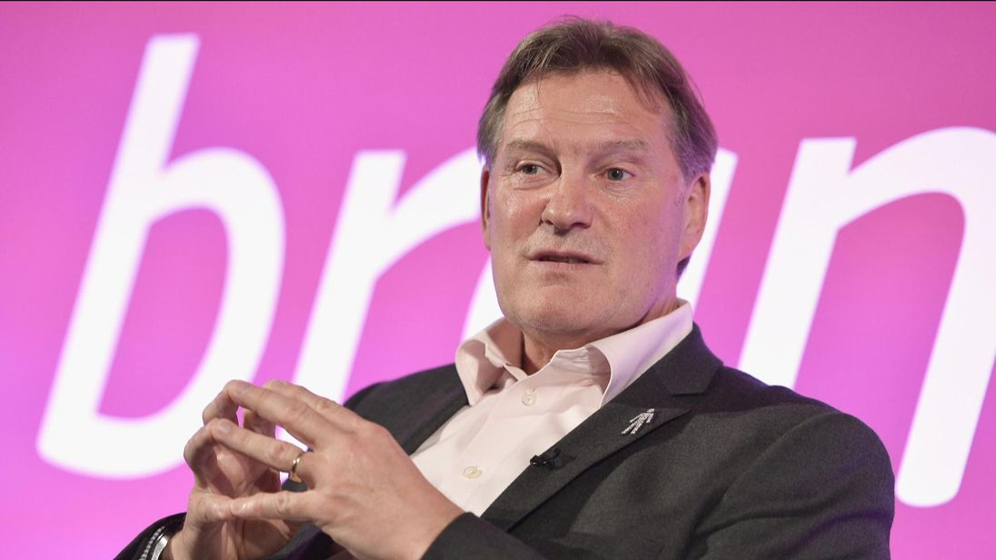 'Seriously ill' Glenn Hoddle being treated in hospital