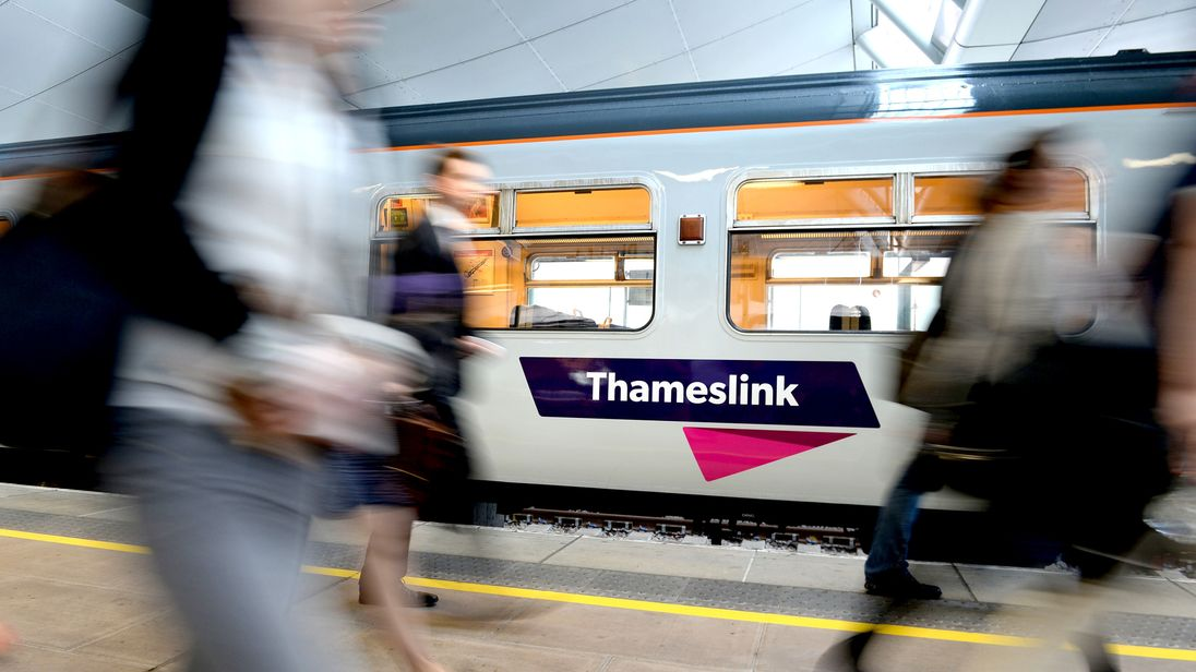 The problem has affected the GTR group, East Midlands and Manchester Metro