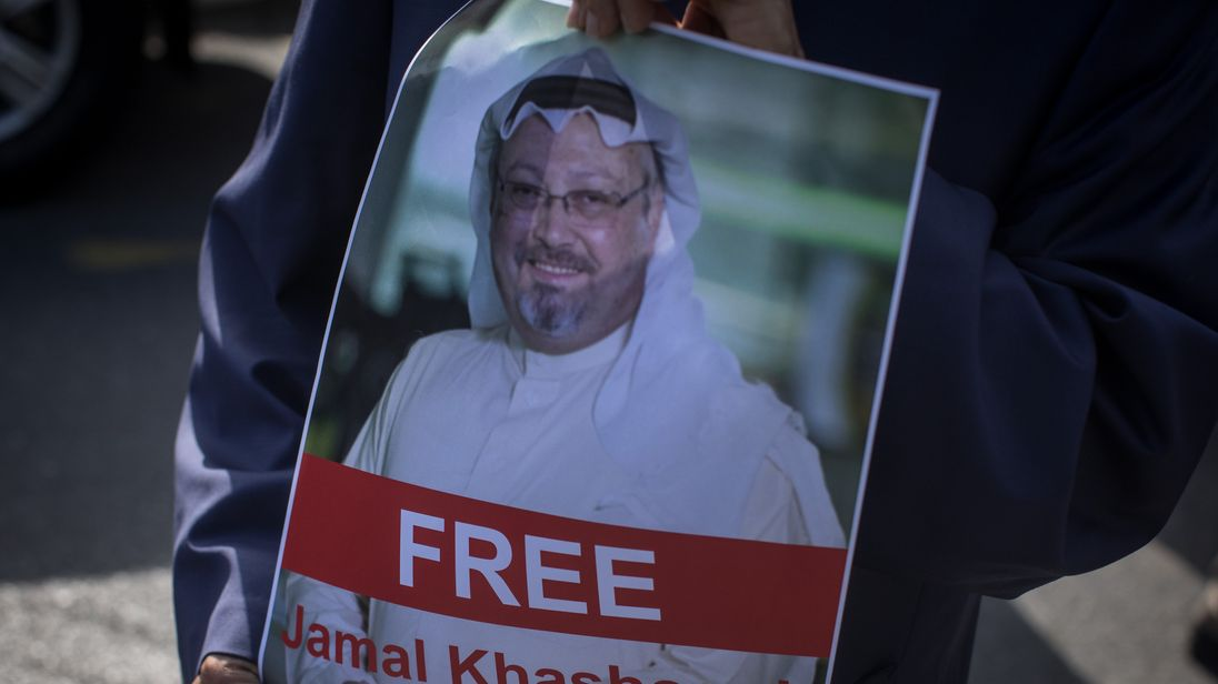 Turkish officials say 'pre-planned murder' team killed Saudi journalist