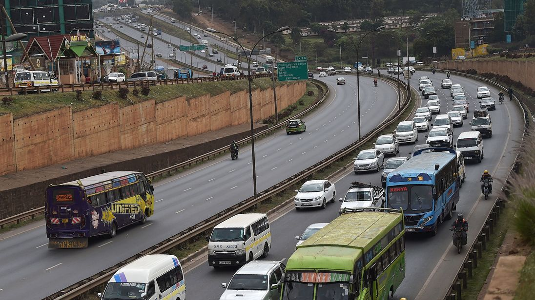 Bus accident in Kenya claims at least 50 lives