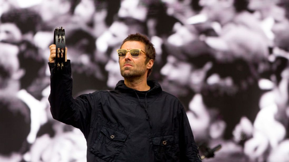 Liam Gallagher now performs as a solo artist after years of success in Oasis