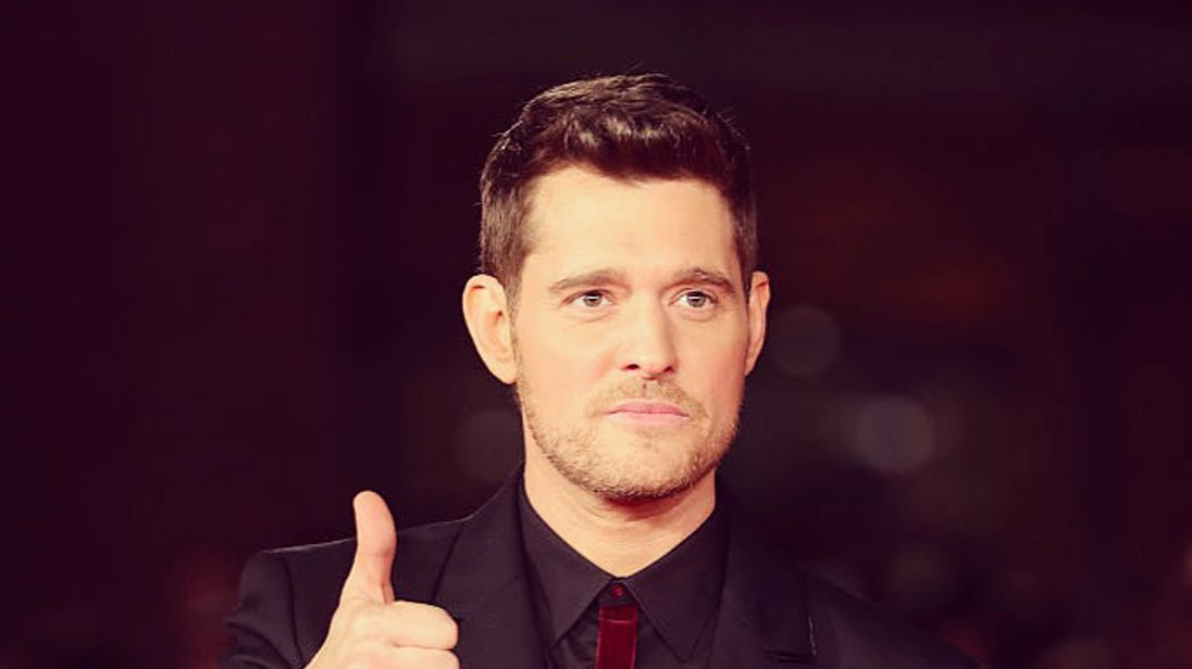 michael buble to retire from music following son s battle with cancer