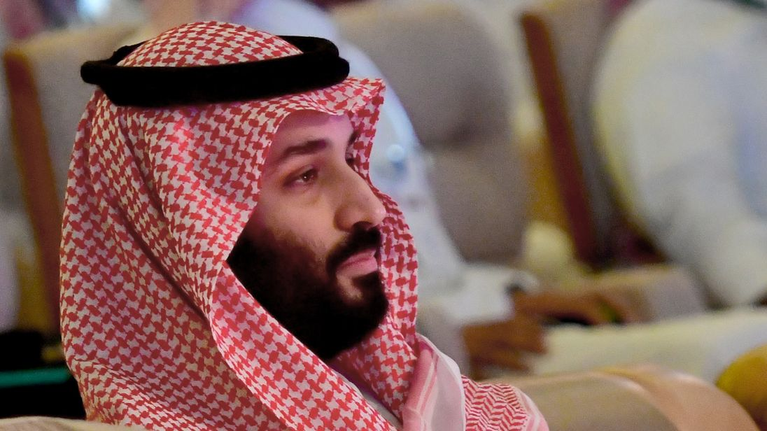 Saudi Arabia condemns US Senate 'interference'