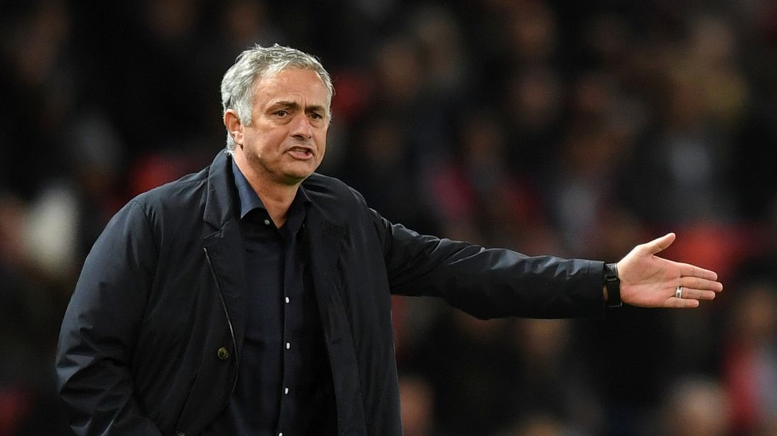 Jose Mourinho facing sack if Manchester United lose to Newcastle