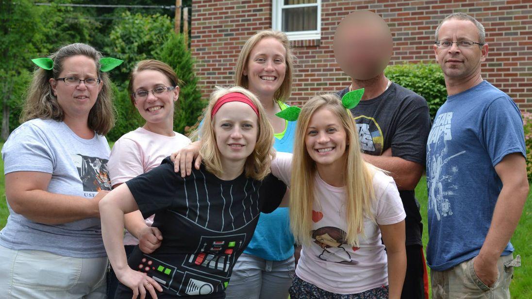(L-R): Allison King, Abby Jackson, Mary Dyson and Amy Steenburg
