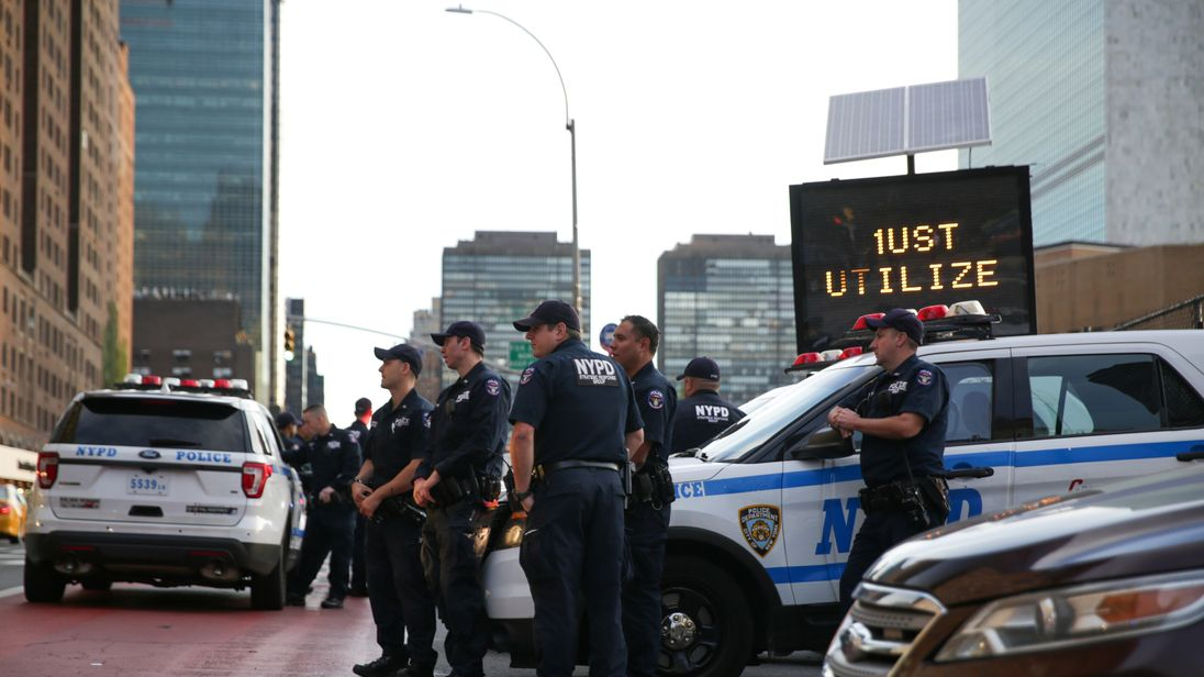 First shooting-free weekend in New York City for decades