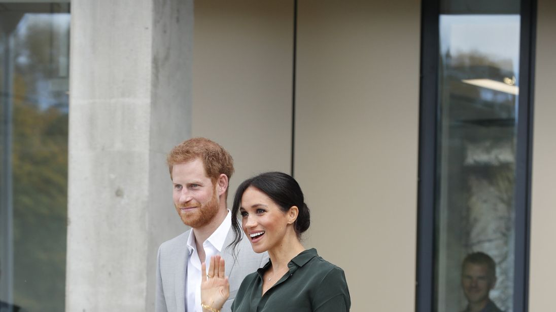 Where Prince Harry and Meghan Markle will visit in Sussex - full itinerary