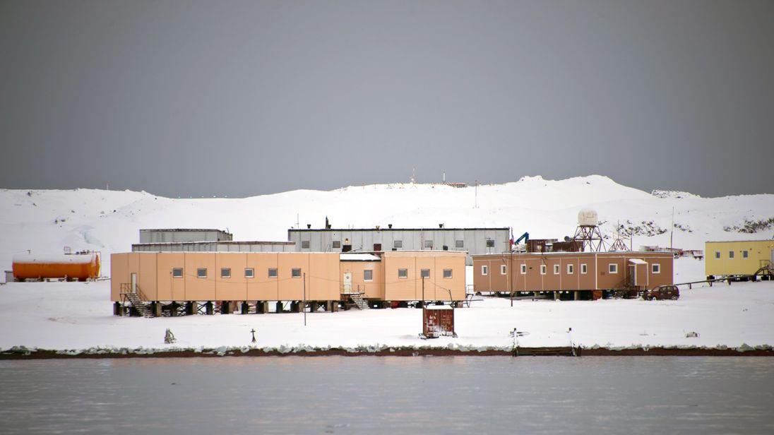 Russian researcher in Antarctica stabs colleague in apparent emotional breakdown