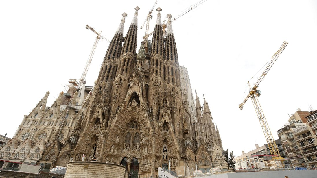 Dollars  41 million deal between Sagrada Familia and Barcelona authorities