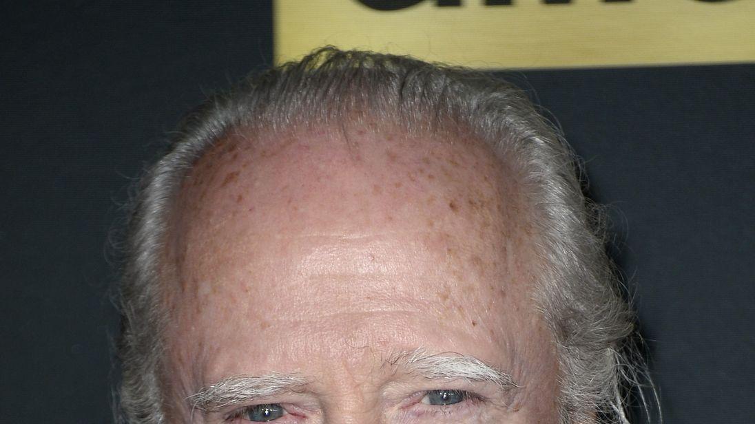 Scott Wilson played Hershel Greene in The Walking Dead