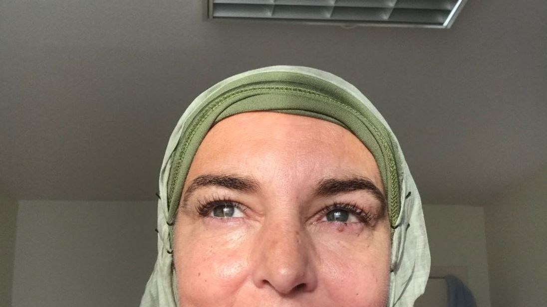 Sinead O'Connor converts to Islam, changes her name