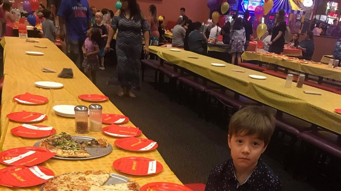 Mum regrets sharing heartbreaking photo of her son alone at birthday party