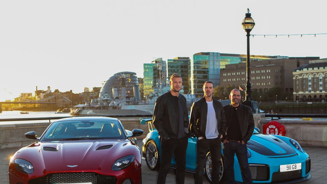 top gear freddie flintoff and paddy mcguinness to replace matt leblanc