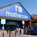 General view of a Mothercare store in Basingstoke, Hampshire 17/5/2018