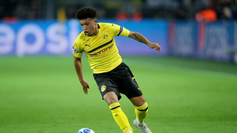 Liam Rosenior believes English players should follow Jadon Sancho's lead by moving abroad to aid their development