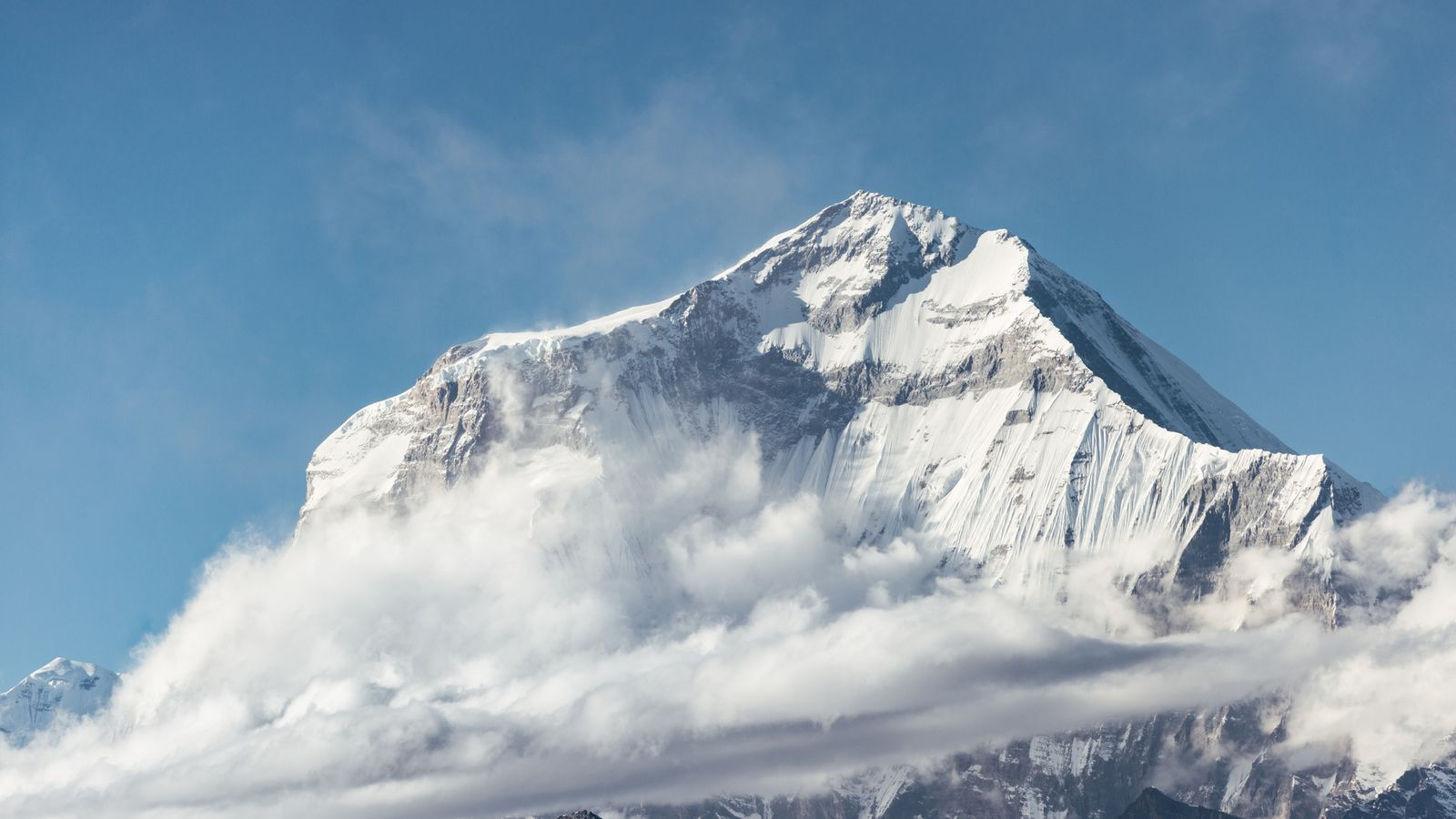 Nine climbers dead on Nepal's Mount Gurja after storm hits ...