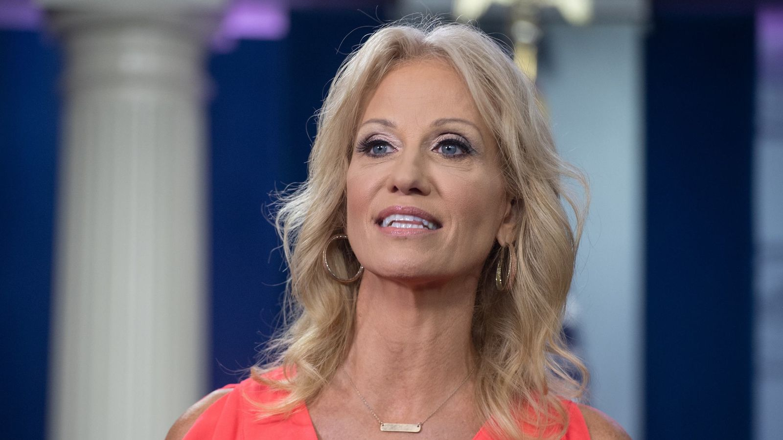 Kellyanne Conway reveals she is a sexual assault victim Kellyanne Conway reveals she is a sexual assault victim new pics