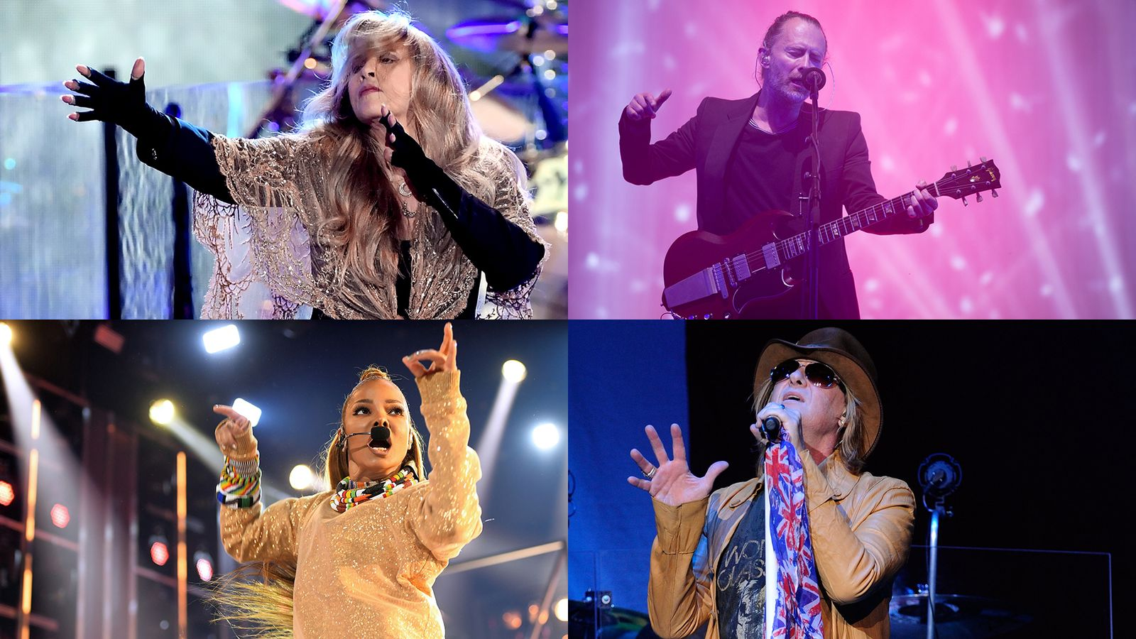 Rock & Roll Hall Of Fame 2019 winners revealed
