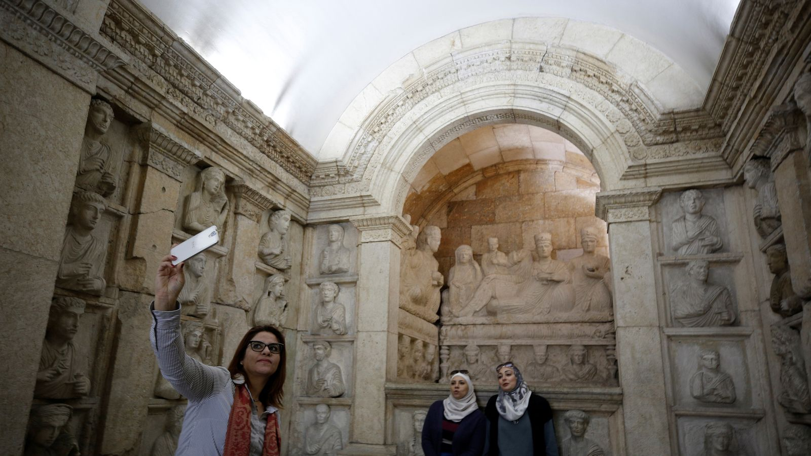 Syria's National Museum of Damascus reopens after six ...