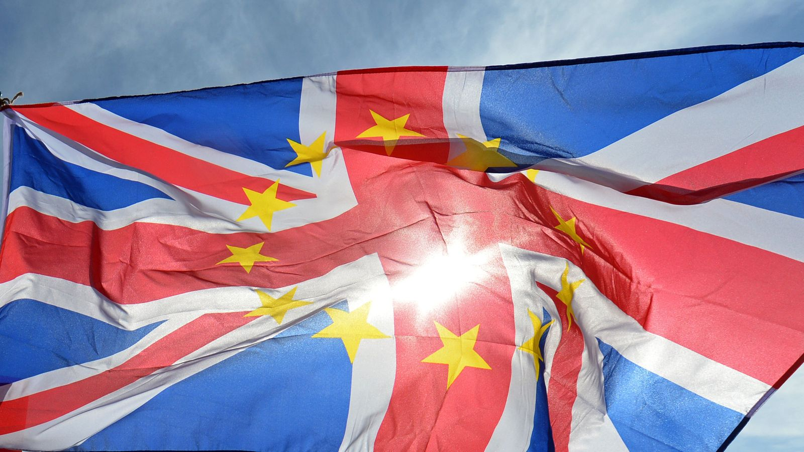 Skynews union jack flag eu 4460544