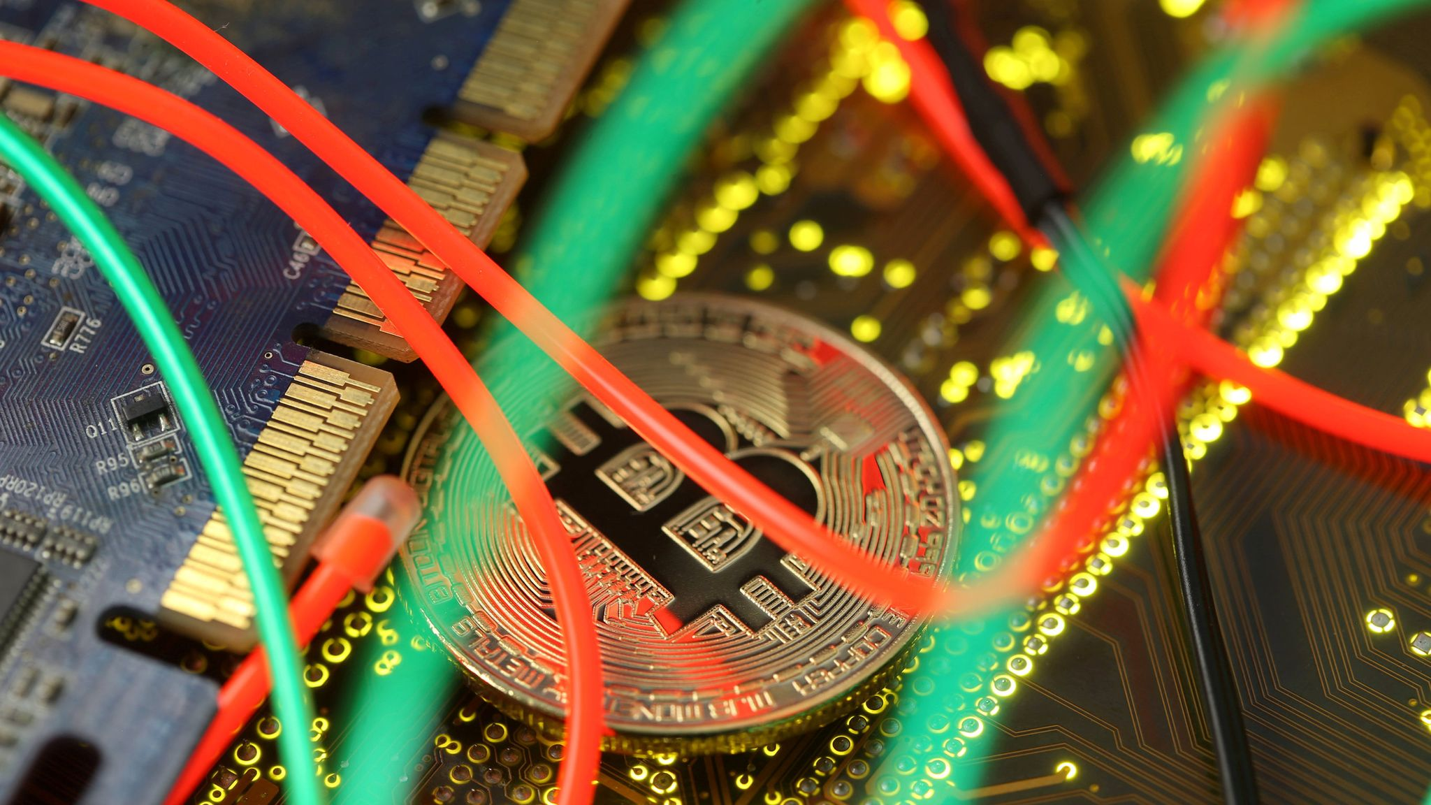 Bitcoin price nears record highs - almost three years after it hit $20,000 and suddenly collapsed