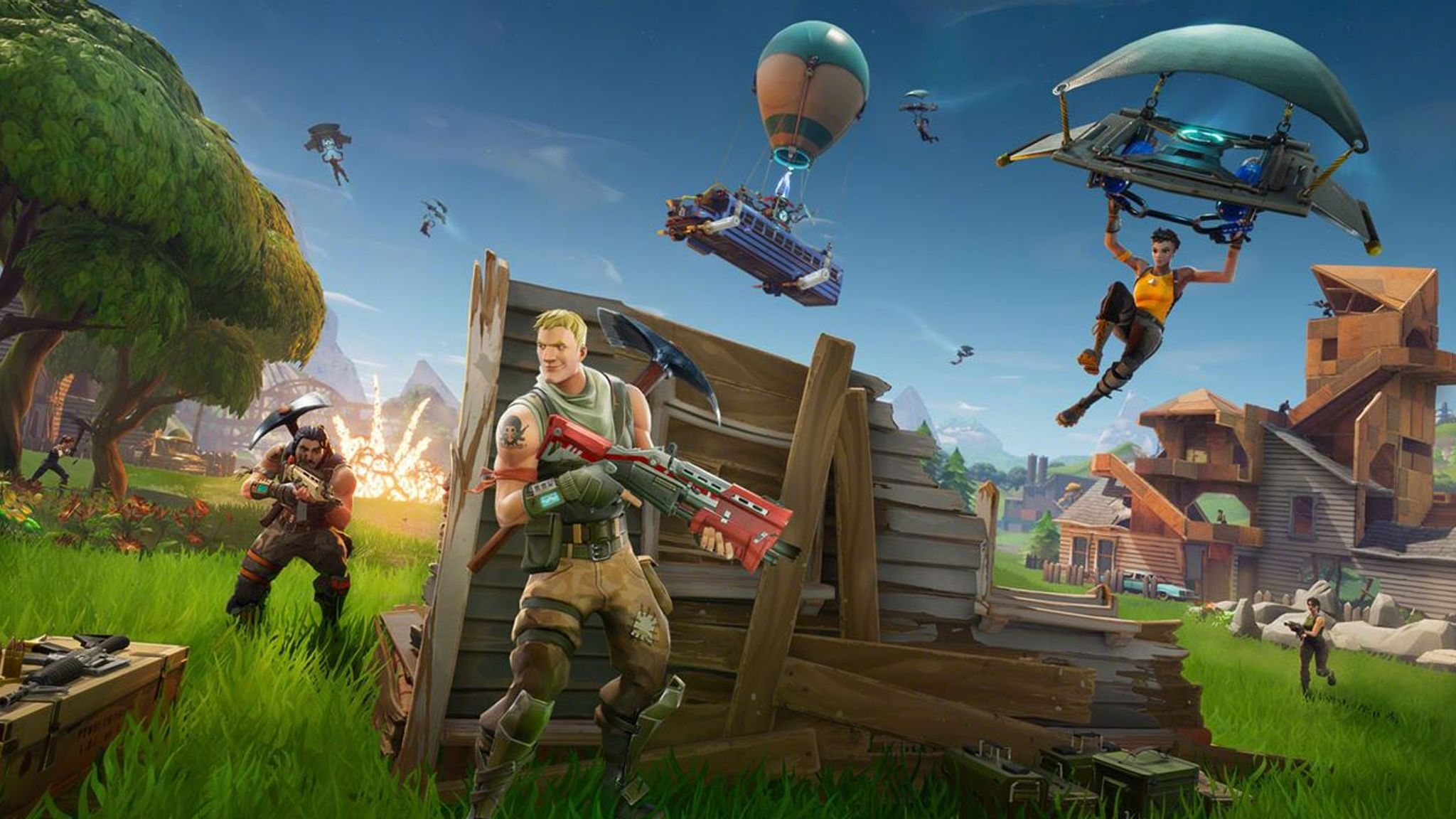 Fortnite Maker Epic Games Sues Youtuber Over Cheating In Hit Video