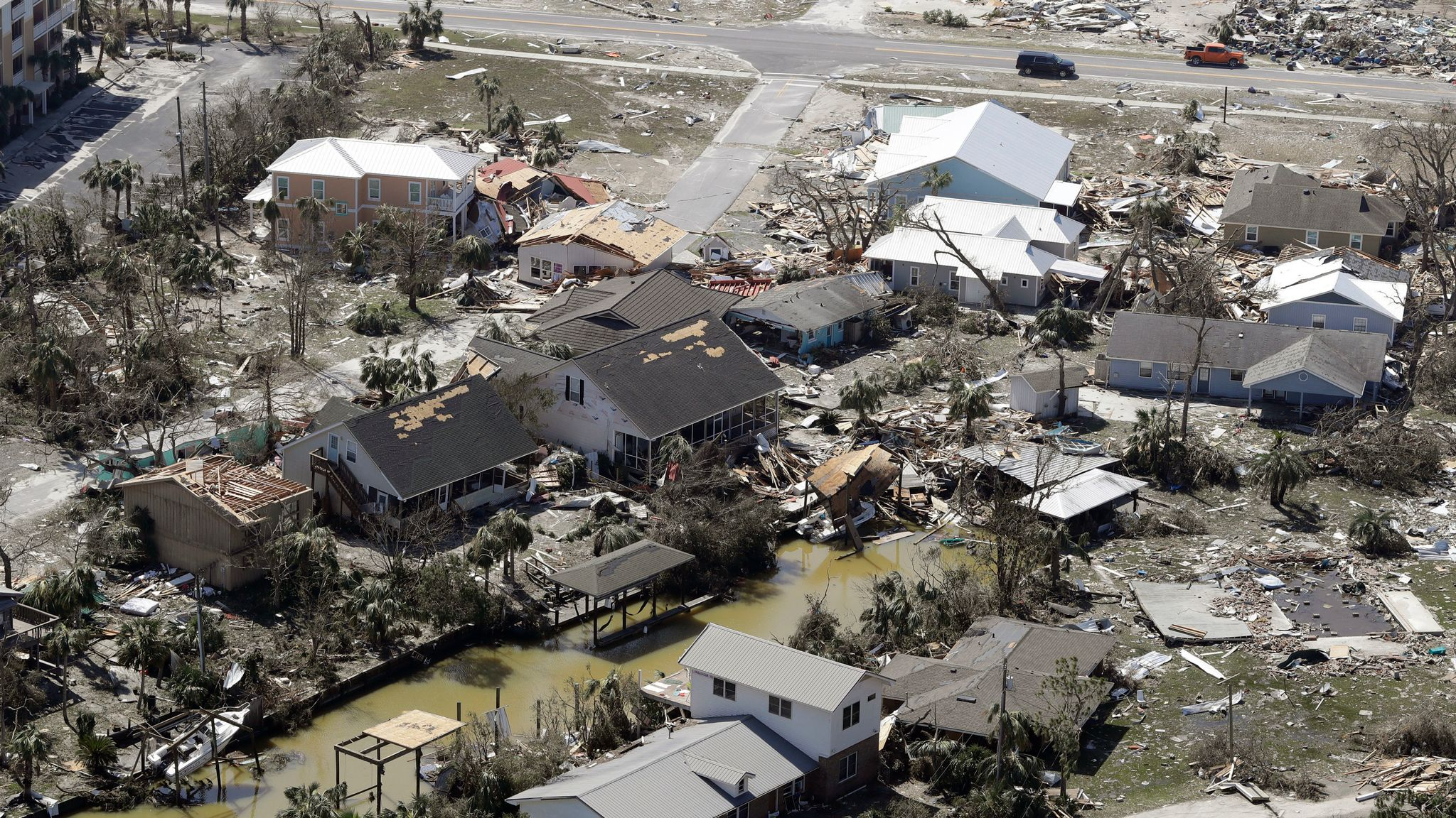 pictures from hurricane michael - 1200×751