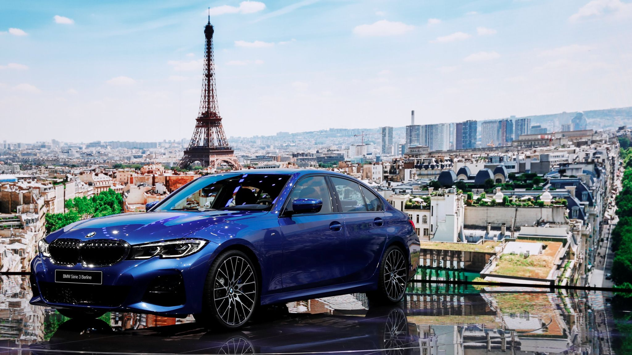 bmw disappointed in brexit talks progress