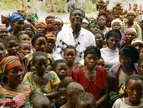 Dr Mukwege has dedicated his life to helping victims of sexual violence. Pic: Nobel Prize