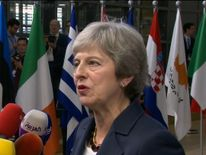 PM meets with EU leaders in Brussels looking for a breakthrough to avert a 'no-deal' Brexit