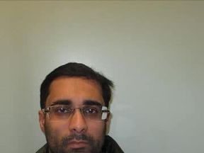 Chirag Patel has been jailed for eight years. Pic: Metropolitan Police