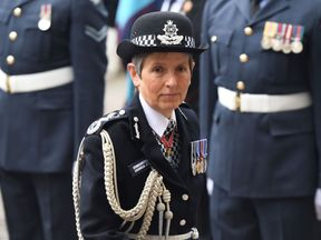 Scotland Yard's most senior police officer Cressida Dick has defended her deputy