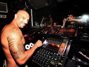 DJ David Morales has been arrested on suspicion of drug smuggling in Japan