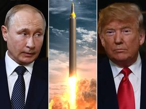 The deal is supposed to prevent the US and Russia from producing and testing certain missiles