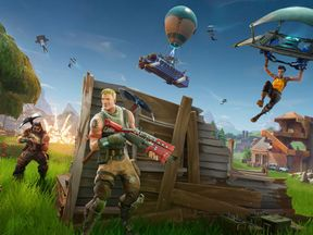 Fortnite has pulled in more than 125 million players in a year. Pic: Epic Games