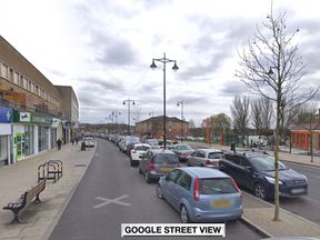 Two men were stabbed, one fatally, in Manford Way, Hainault