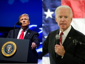 Joe Biden is looking like the most likely Democrat to run against Donald Trump