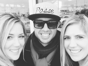 Jon James turned to music after a skiing accident. Pic: Instagram/Jon James