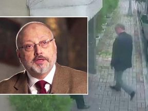 Saudi journalist Jamal Khashoggi disappeared after entering the Saudi consulate in Istanbul