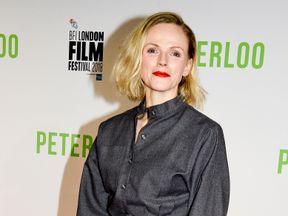 Maxine Peake at premiere of Peterloo