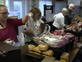 Families in Oldham are having to rely on charities to ensure they can eat