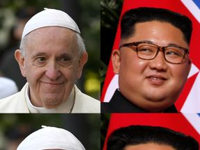 Kim Jong Un is said to be keen for Pope Francis to visit North Korea