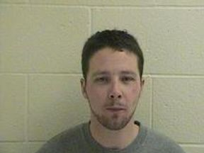 William Clyde Allen III was jailed in 2008 for attempted aggravated assault Pic: Davis County Sheriff's Dept