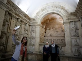 The Syrian government says the reopening should be a boost to tourism
