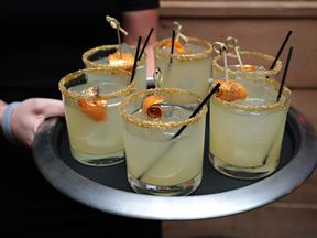 The guests will be served bespoke tequila cocktails