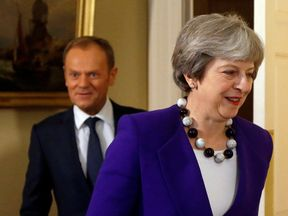 Downing Street has admitted a breakthrough on Brexit is unlikely